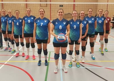 Dames Masters 2019-2020